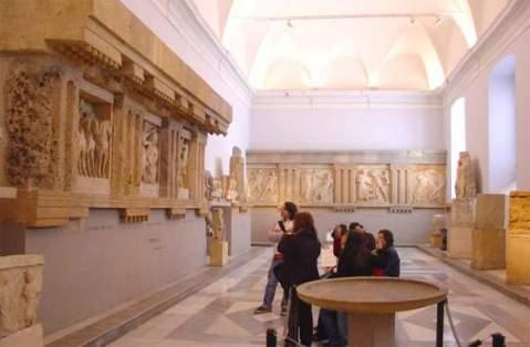 """Ritornano le visite al museo Archeologico nazionale """"Antonino Salinas"""" di Palermo"""