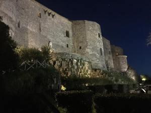 """La sede del museo Archeologico nazionale di Vibo Valentia """"Vito Capialbi"""""""