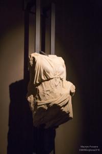 La statua di iside trovata nel 2008 (Foto Maurizio Forzano)