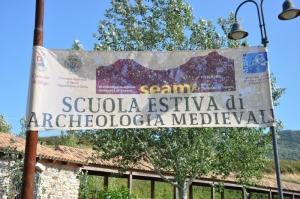 La Scuola estiva di Archeologia medievale (Seam) dell'università di Sassari