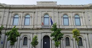 La sede del Marta a Taranto