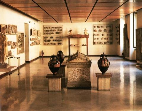Al museo Archeologico di Taranto è stata riesposta l'eccezionale Tomba dell'Atleta, scoperta nel 1959