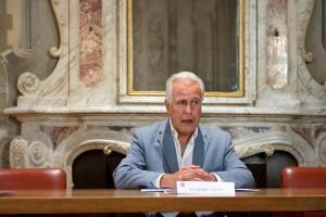 Eugenio Giani, presidente del Consiglio regionale della Toscana