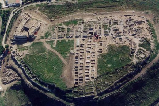 Il parco archeologico di Canne della Battaglia nel Comune di Barletta
