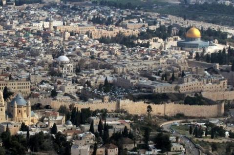 Sul Monte Sion che guarda ka Città Vecchia di Gerusalemme trovato un aureus di Nerone