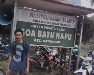 Il sito di Batu Hapu è molto frequentato dai turisti