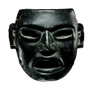 """""""Maschera"""" della cultura Teotihuacan (Messico)"""
