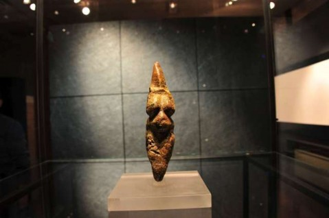 """La Venere di Savignano, statuetta paleolitica, protagonista della performance al museo """"Pigorini"""""""