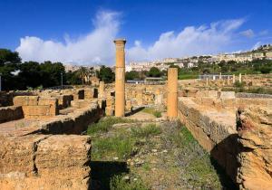 Il quartiere ellenistico-romano dell'antica Akragas