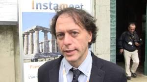 Paolo Giulierini, direttore del Mann