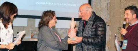 """Il regista veneziano Lucio Rosa premiato a Licodia Eubea: sua la mostra fotografica """"Con l'Africa nel cuore"""""""