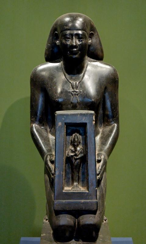 """Il cosiddetto """"Neoforo farnese"""", forse il primo oggetto egiziano acquisito dal Museo di Napoli, primo in Europa ad avere una collezione egiziana"""