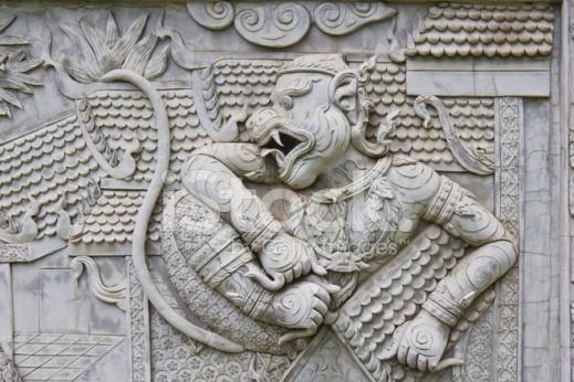 Un basso rilievo del Ramayana: ne ha parlato Silvia Romagnoli al primo incontro del Gabo