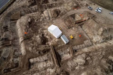 La Tomba di Lavau, sepoltura di un principe celtico del V secolo a.C.