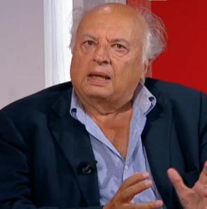 L'archeologo Paolo Matthiae, scopritore di Ebla in Siria