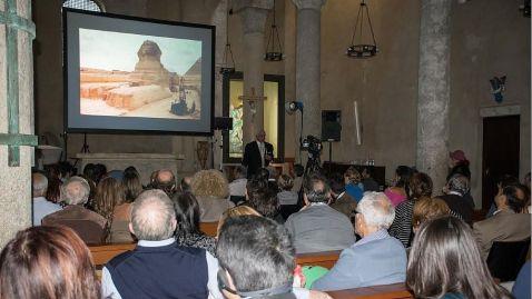 L'incontro con Zahi Hawass alla Borsa Mediterranea del Turismo archeologico