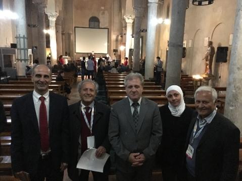 Siglato alla Borsa Mediterranea del Turismo archeologico l'Accordo di Amicizia tra Paestum e Palmira
