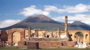 Il sito archeologico di Pompei