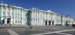 Il museo statale dell'Ermitage di San Pietroburgo