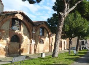 Gli Arsenali medicei di Pisa sede del museo delle Navi antiche