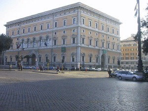Palazzo Massimo a Roma, sede del museo nazionale Romano