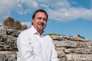 Cristiano Tiussi, direttore della Fondazione Aquileia