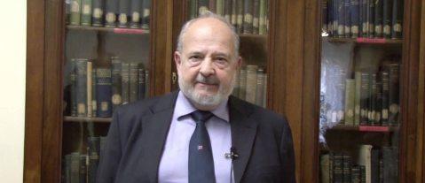 Franco Cardini, professore emerito di Storia medievale alla Scuola Normale superiore di Pisa