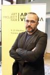 Andrea Bruciati, neo direttore di Villa Adriana
