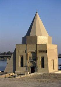 Il mausoleo dell'imam Yahya a Mosul prima della distruzione