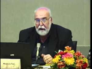 L'archeologo Maurizio Tosi