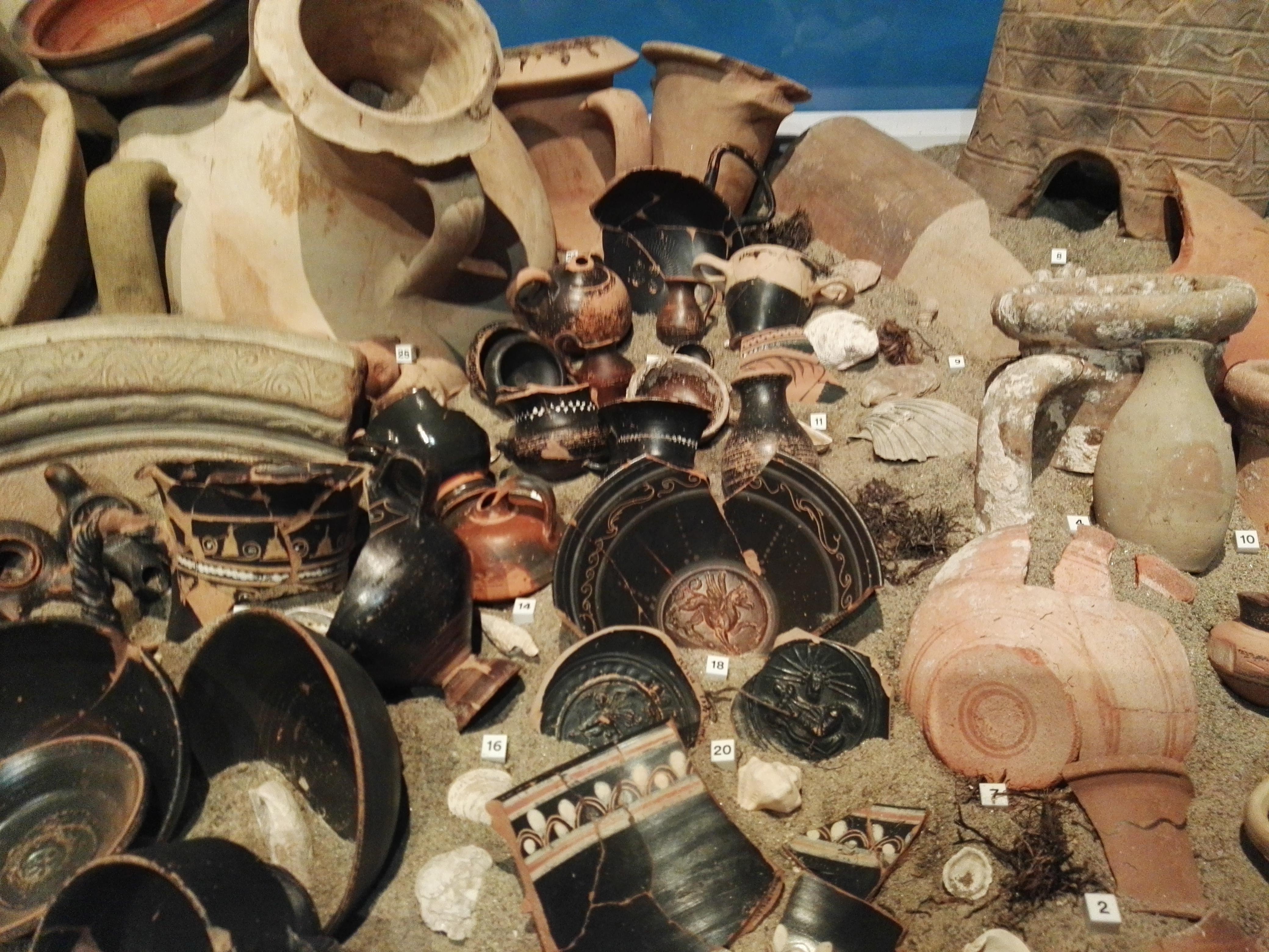 scavi di pompei archeologiavocidalpassato