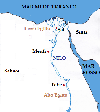 Cartina Dell Antico Egitto Da Colorare.Alessandria D Egitto Archeologiavocidalpassato
