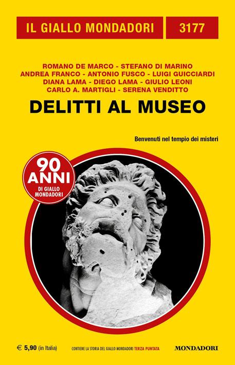 napoli_mann_copertina volume Delitti al Museo_giallo-mondadori