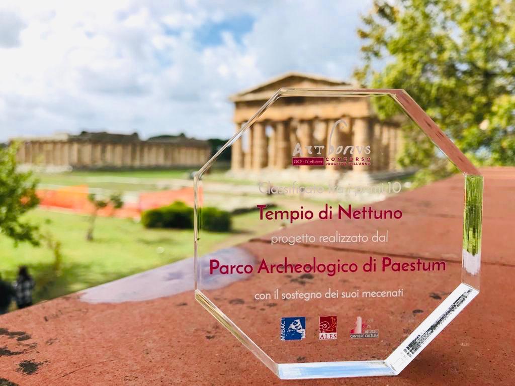 paestum_Premio Concorso Art Bonus_tempio-di-nettuno_foto-pa-paeve