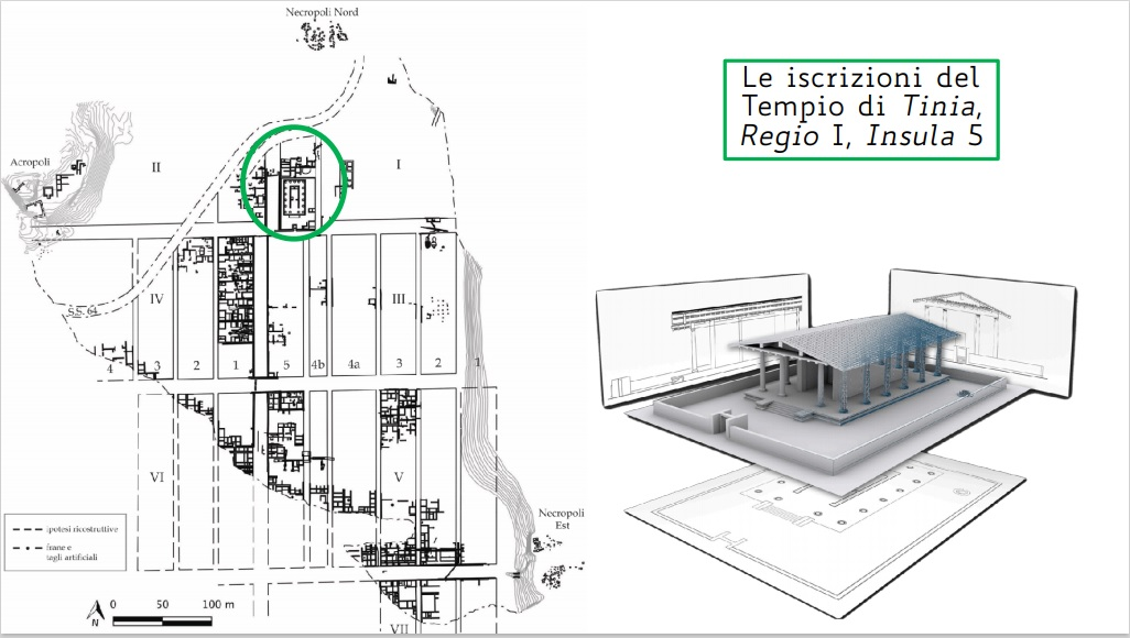 marzabotto_museo-pompeo-aria_progetto-zich_tempio-di-Tinia_iscrizioni_foto-unibo