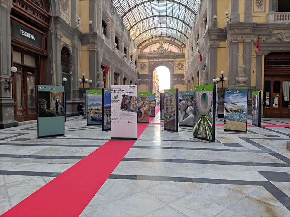 napoli_galleria-principe-di-napoli_mostra-fuga-dal-museo_foto-mann