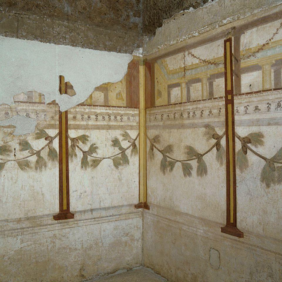 roma_palatino_casa-di-augusto_stanza-festoni-di-pino_foto-PArCo