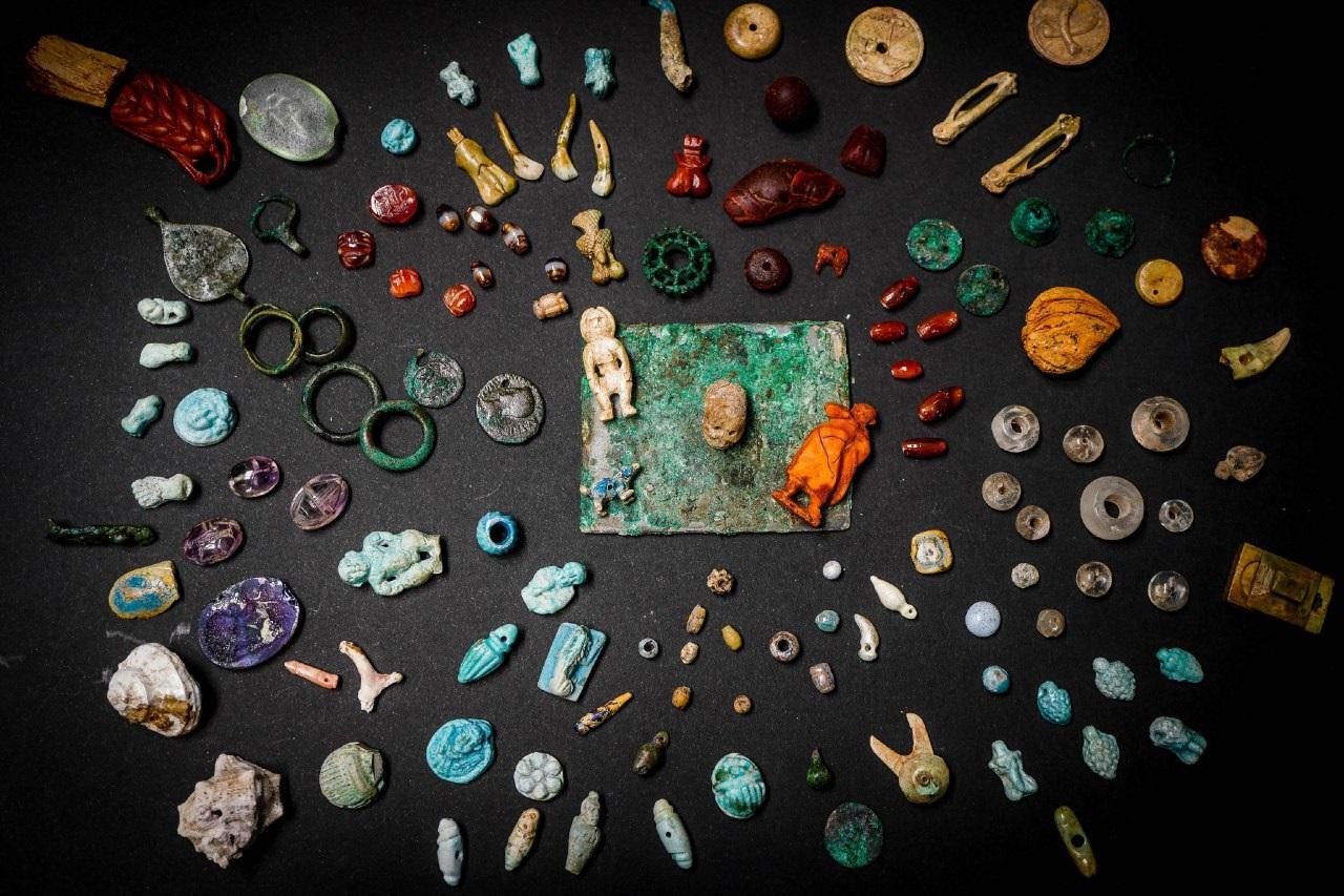 pompei_antiquarium_tesoro-di-amuleti_foto-parco-archeologico-pompei