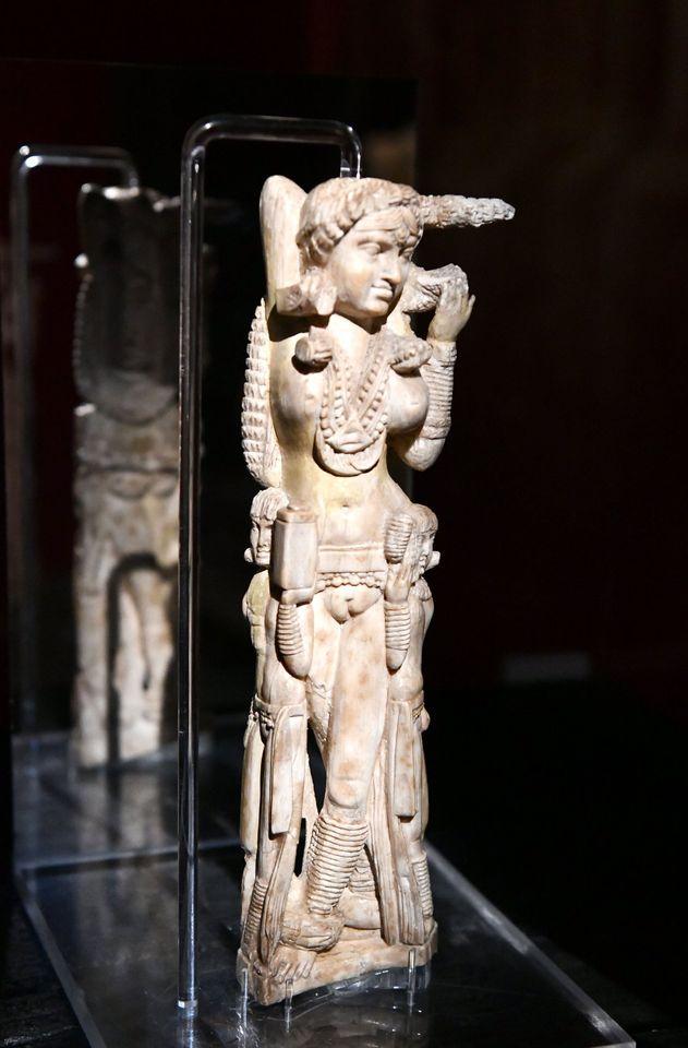 roma_colosseo_mostra-pompei_statuetta-dea-indiana_da-pompei-mann_foto-Bruno-angeli_-PArCo
