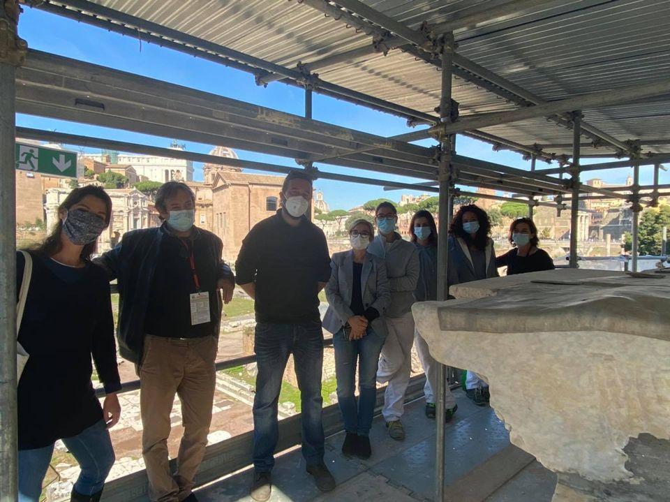 roma_foro_romano_tempio_vesta_staff-tecnico_foto-PArCo
