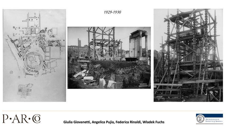 roma_tempio-di-vesta_restauri-1929-1930_foto-PArCo