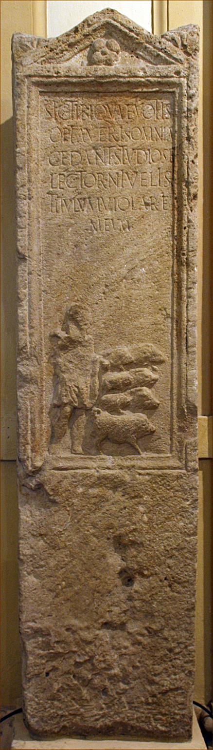 bologna_Archeologico_Antica_Bononia_stele_foto-Bologna-musei