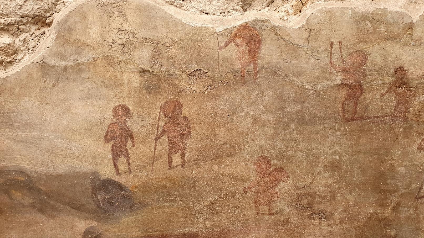pompei_Casa-dei-Ceii_affresco-giardino_pigmei_foto-parco-archeologico-di-pompei