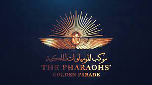 egitto_cairo_corteo-mummie_golden-pharaohs'-golden-parade_logo