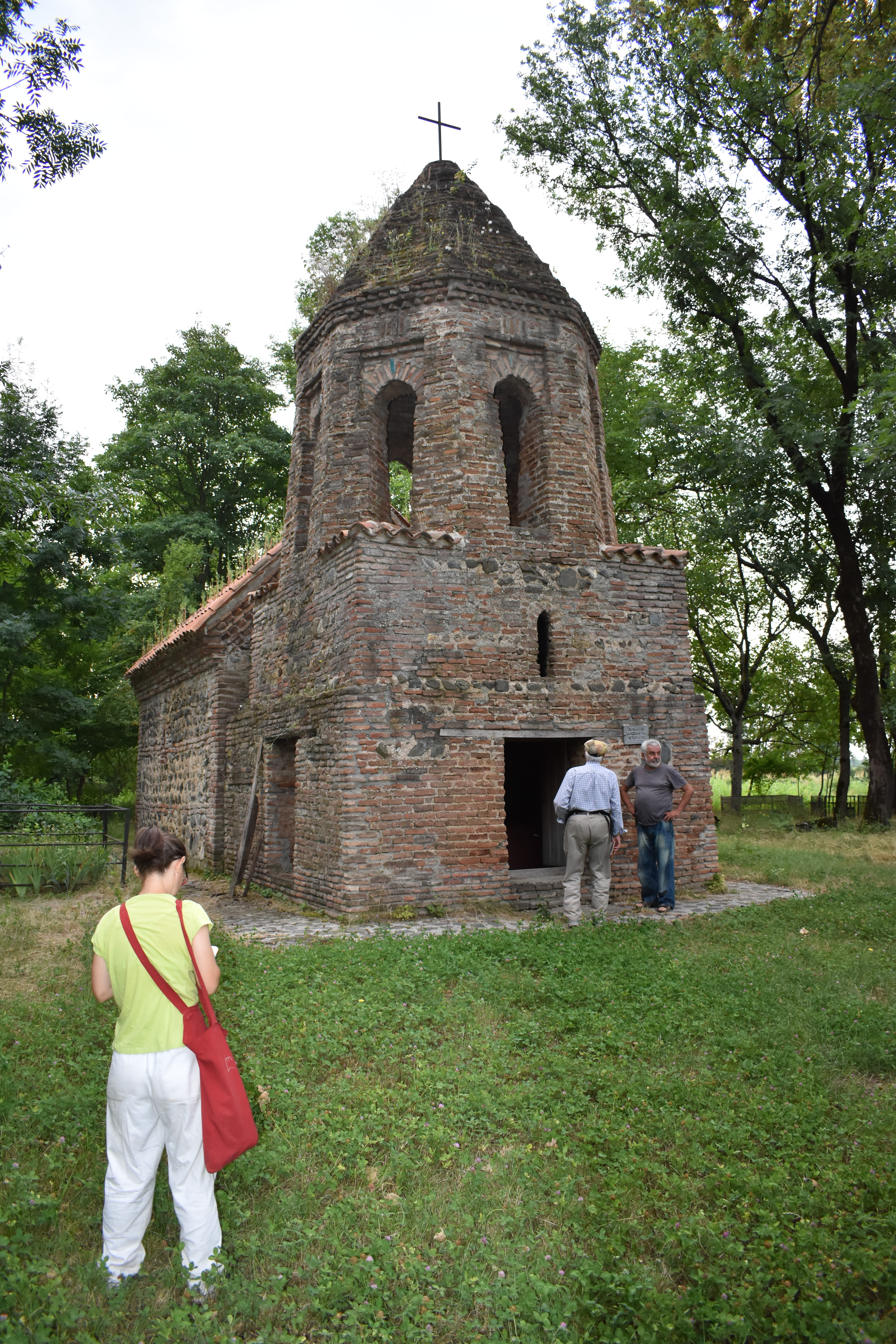 georgian-italian-lagodekhi-archaeological-project_chiesa-medievale_foto-unive