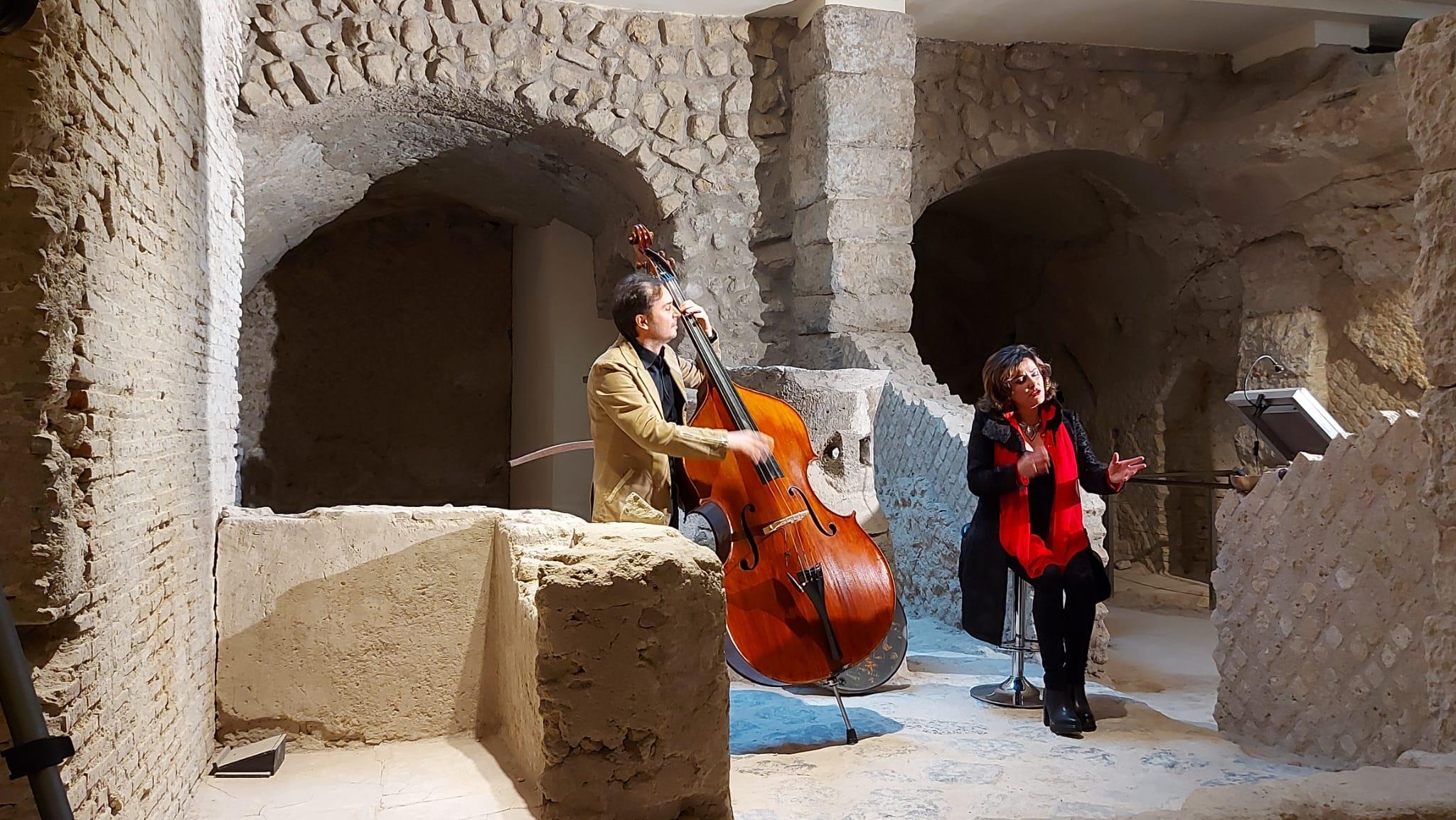 pozzuoli_Anfiteatro-flavio_musica_foto-jazz-and-conversation
