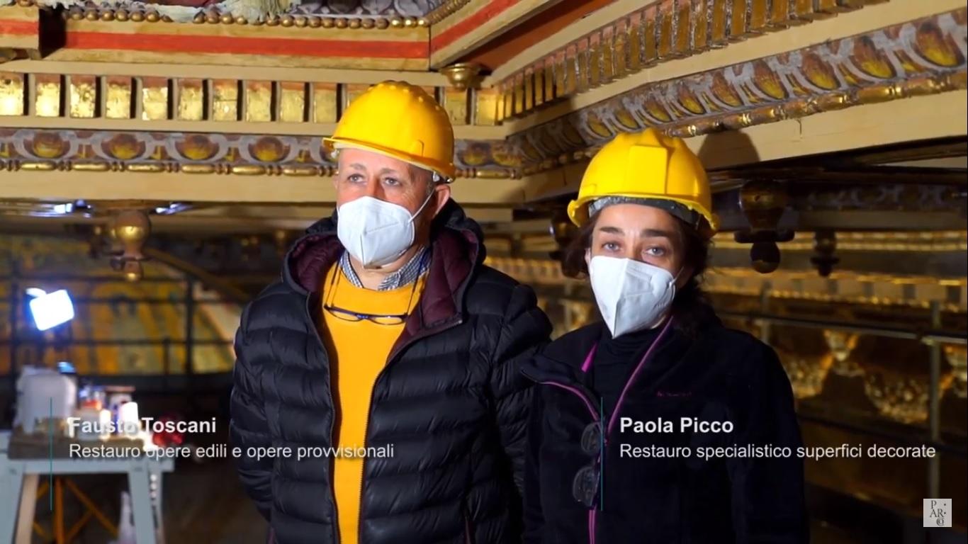 roma_foro-romano_basilica-santa-francesca-romana_paola-picco_fausto-toscani_foto-PArCo