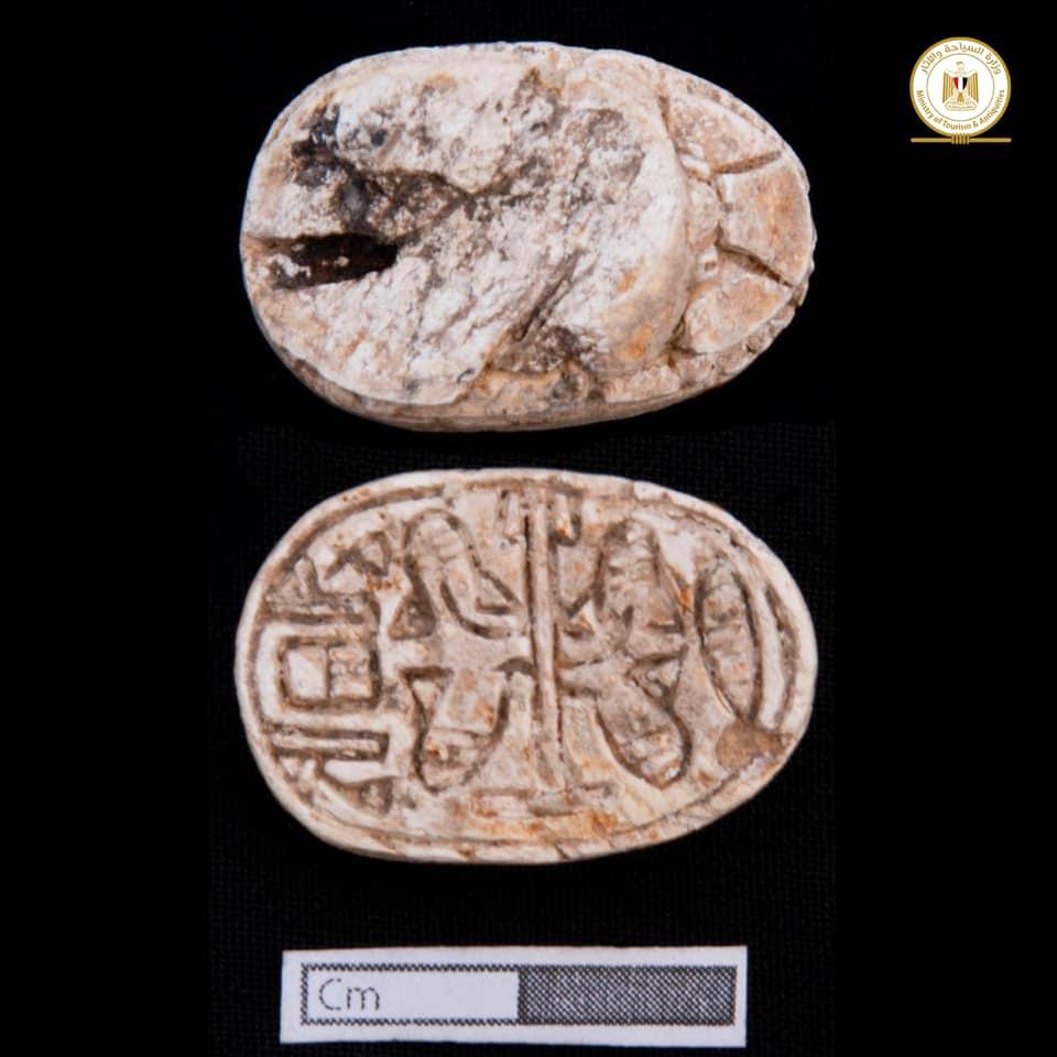 egitto_Kom al-Khaljan_scoperte-110-tombe_amuleti_foto-ministry-of-tourism-and-antiquities