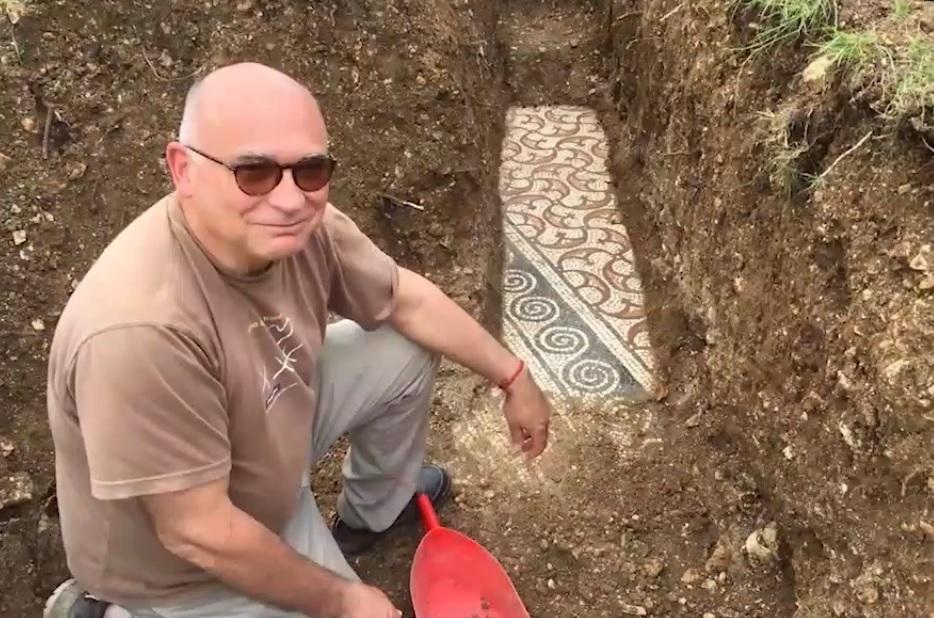negrar_riscoperta-villa-romana-mosaici_gianni-de-zuccato_foto-comune-di-negrar