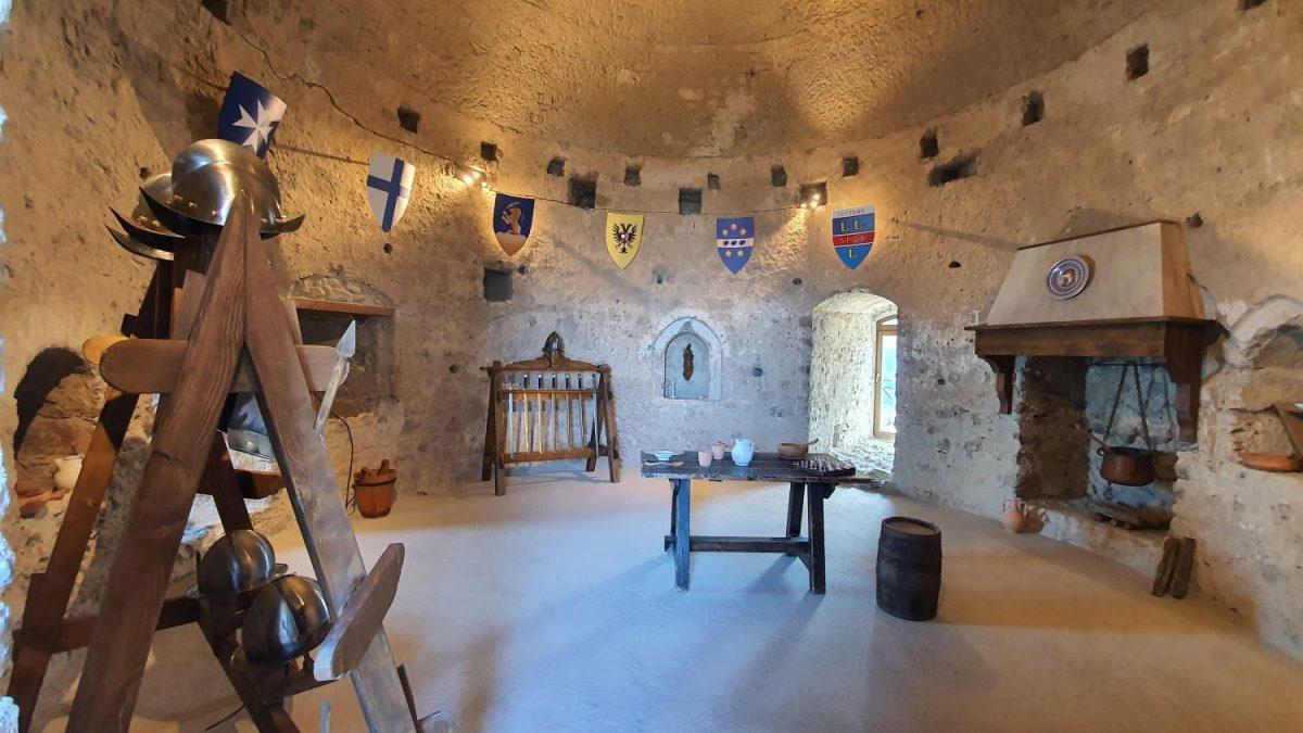 pompei_Castello di Lettere_museo_allestimento_foto-parco-archeologico-di-pompei